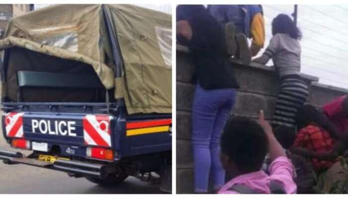 35 Primary And Secondary School Students Arrested At Sex Party In Kenya