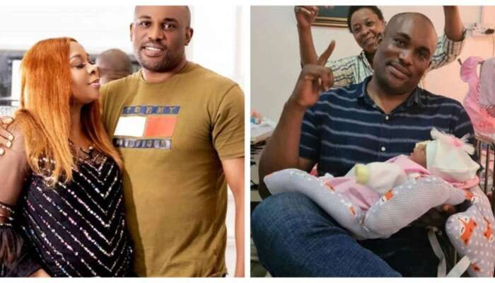Actress Eseigbe Welcomes Baby After 10 Years Of Marriage