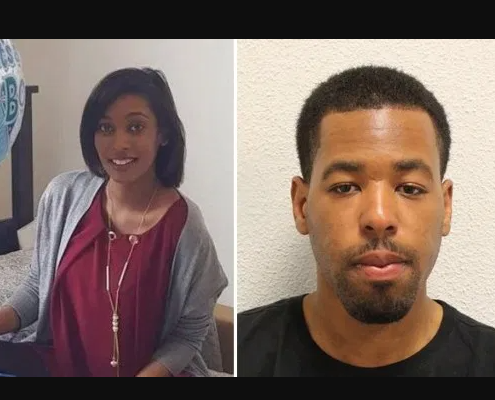 Man Found Guilty Of Stabbing His Heavily Pregnant Ex-girlfriend 21 Times, Killing Her And Their Baby