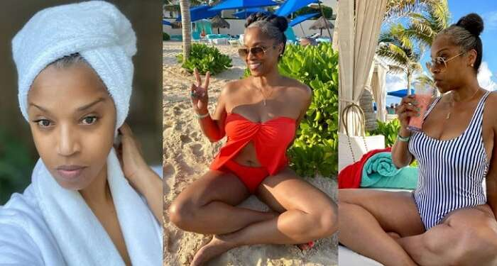 Checkout These Stunning Photos Of An African Woman Who Still Slays At 52