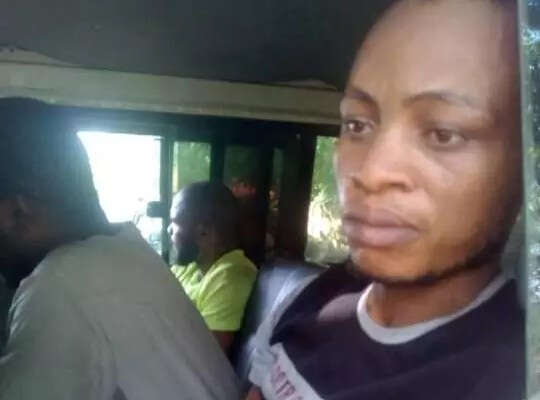 Man Who Beheaded His Colleague After Seeing His N13m Account Balance Says His Ghost Has Been Disturbing Him