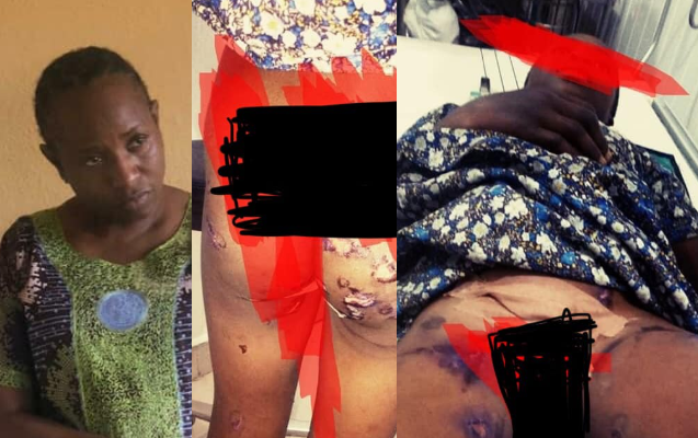 WICKEDNESS! Deaconess Arrested For Allegedly Subjecting Her Ward To Extreme Torture, Including Burning Her Vagina And Butt With Lighter And Inserting Hot Sticks Before Rubbing Pepper In It (photos)