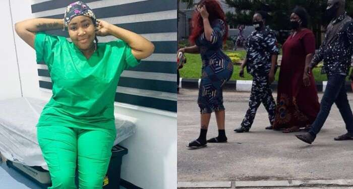 Dr Anu Arrested And Charged To Court Over Failed Cosmetic Surgery That Led To The Death Of Her Patient (Photos)