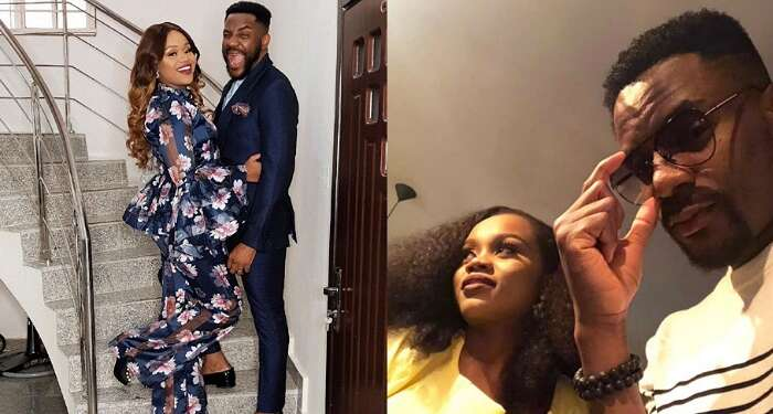There Is Nothing Wrong In Having An Open Marriage – Ebuka Uchendu's Wife, Cynthia Says