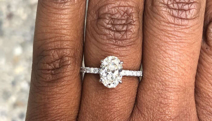 Man's Tweet Goes Viral After He Revealed What Became Of His Engagement Ring After His Girlfriend Rejected His Proposal