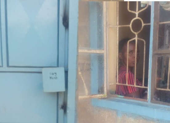 House Agent Welds Tenant Door, Locking A Single Mother And Her Sick Child Over Unpaid Rents (photos)