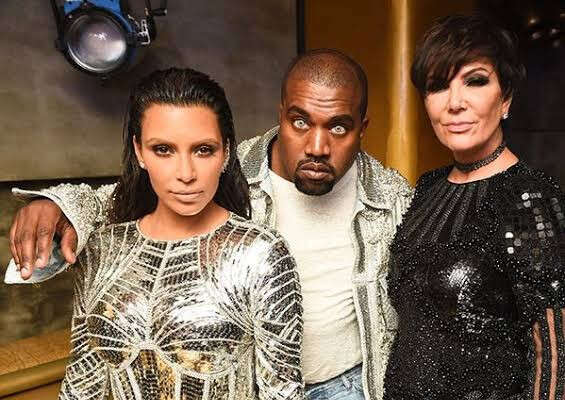 """""""I've Been Trying To Get Divorced Since"""" Kanye West Continues To Call Out Kim Kardashian And Her Mum Kris Jenner On Twitter"""