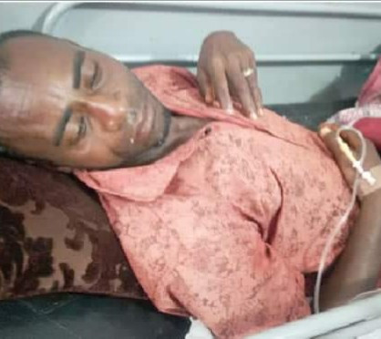 My Wife Has Finished My Life – Taraba Man Whose Pregnant Wife Cut Off His Penis Cries From His Hospital Bed