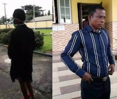 Rivers Police Arrest Man For Impregnating His 16-year-old Daughter After Raping Her Over A Period Of Five Years (photo)