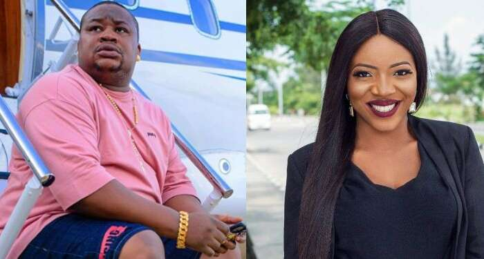Cubana Chief Priest And Linda Ikeji's Sister Drag Each Other On Instagram