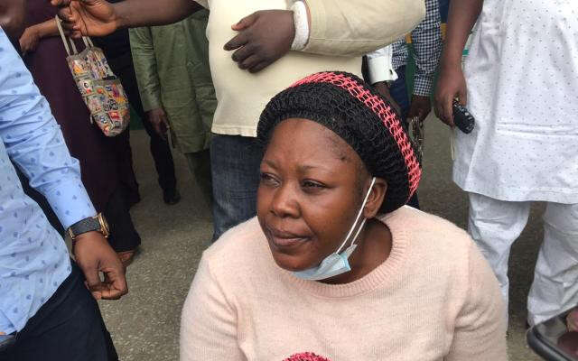 Lady Arrested For Staging Her Own Kidnap Says She Did It To Test Her Sister's Love For Her (photo)