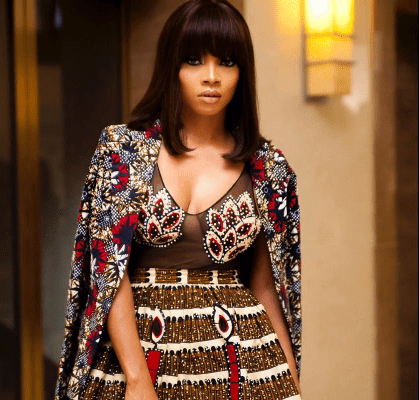 Marriage Should Have An Expiry Date And Subject To Renewal Clause – Toke Makinwa