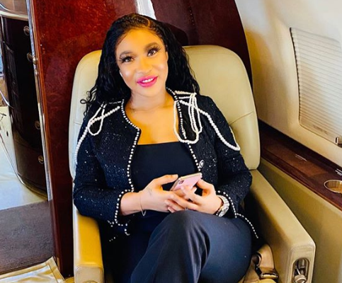 I'm Not Asking For Forgiveness In Return, I Gave Mine For My Growth – Tonto Dikeh Reiterates Why She Forgave Her Ex-husband, Olakunle Churchill