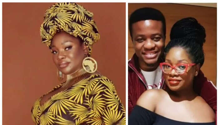 Its A Boy! OAP Toolz And Husband Tunde Demuren Welcome Their Second Child