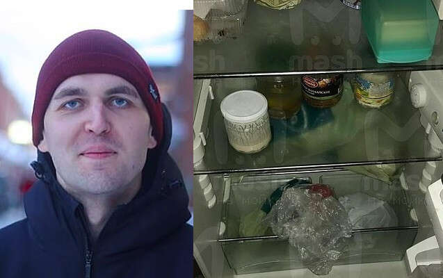 Popular Ukrainian Rapper Is Chopped Up By His Wife Who Then Kept His Dismembered Body In The Fridge (photos)
