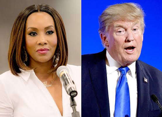 'He Had No Business Getting Into Politics, Black Lives Matter Is Going To Be His Demise' – Hollywood Actress Vivica Fox Slams Donald Trump