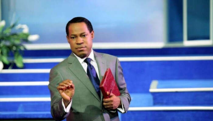 How Dare You, Your Time Is Short – Pastor Chris Oyakhilome Slams FG For Limiting The Duration Of Services Due To Coronavirus (video)
