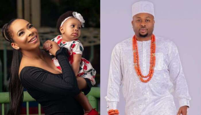 Olakunle Churchill Debunks Rumours Of Being Father Of Tboss' Baby