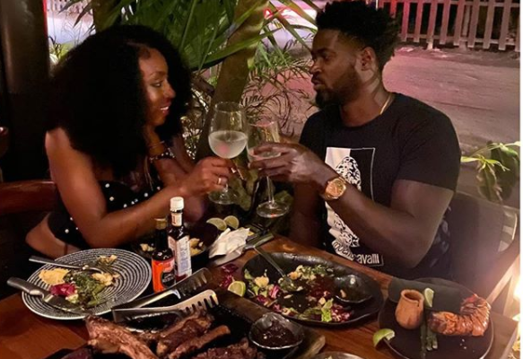 """""""E No Go Better For Any Human Way No Want Good For Me Including Your Idol"""" Teebillz Writes As He Shares Photo Of Himself And His Lover"""