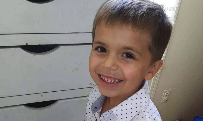 Man Shoots Dead 5 Year Old Boy In Front Of His Sisters For Riding Bicycle Into His Yard