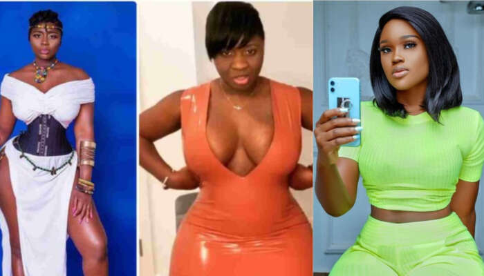 Stay There And Win In Peace – Princess Shyngle Replies Cee-C Over Plastic Surgery Comment