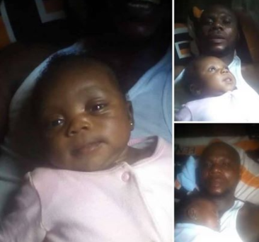 Confused Man Begs For Advice After His Child's Mother Abandoned Him And Their 2-month-old Baby Allegedly Due To His Joblessness