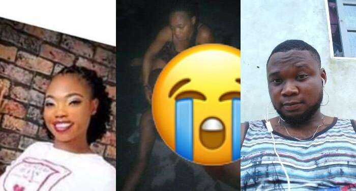 Lady Stabs Boyfriend To Death After She Accused Him Of Cheating On Her