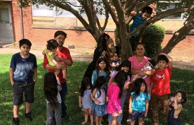 Mother Of 15 Children Reveals She's Pregnant With Her 16th Child
