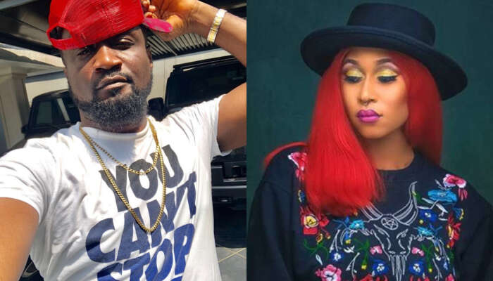 Dangote Owes Me N20b, Maybe If I Shout It Long Enough It Will Become Real – Jude Okoye Mocks Cynthia Morgan In Sarcastic Tweet