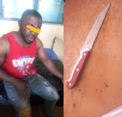 Man Arrested For Attempting To Kill Woman For 'ritual Purpose' In Anambra (photos)