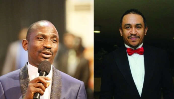 You're A Mad Dog With Bipolar – Pastor Paul Enenche Attacks Daddy Freeze For Calling Bishop Oyedepo A 'bald-headed Fowl' (video)