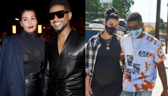 Usher And Girlfriend Jenn Goicoechea 'are Expecting Their First Child Together'