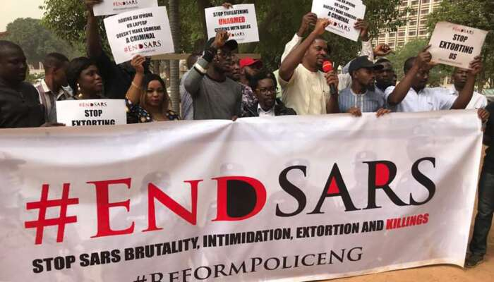 EndSARS: CBN Granted Court Approval To Freeze Bank Accounts Of 20 Promoters