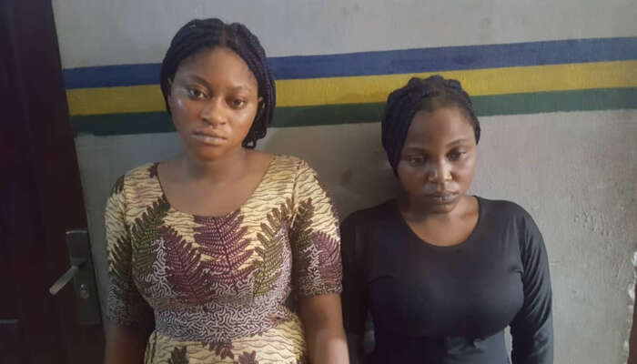 19-Year-Old Lady And Friend Arrested For Putting Ex-Boyfriend's House On Fire, Killing New Girlfriend