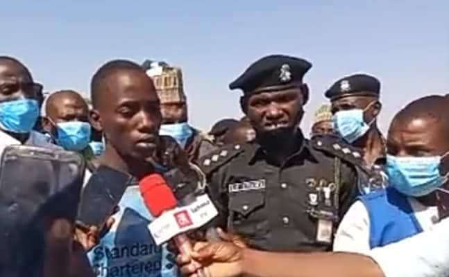Man Caught For Abduction And Murder Of A 16 Year Old Boy In Kano Begs For Public Execution By Hanging