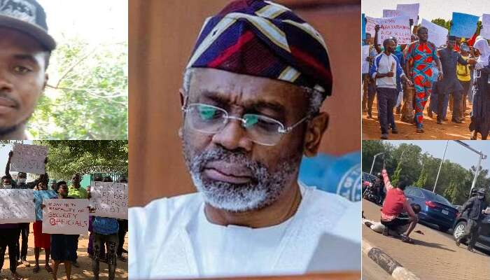 Family Of Abuja Newspaper Vendor Who Was Killed By A Stray Bullet Fired By Femi Gbajabiamila's Security Detail Demands N500m Compensation