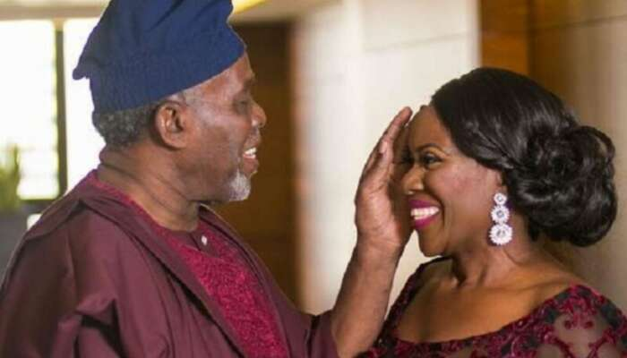 Big Congratulations To Actors, Joke Silva And Olu Jacobs As They Celebrate Their 35th Wedding Anniversary