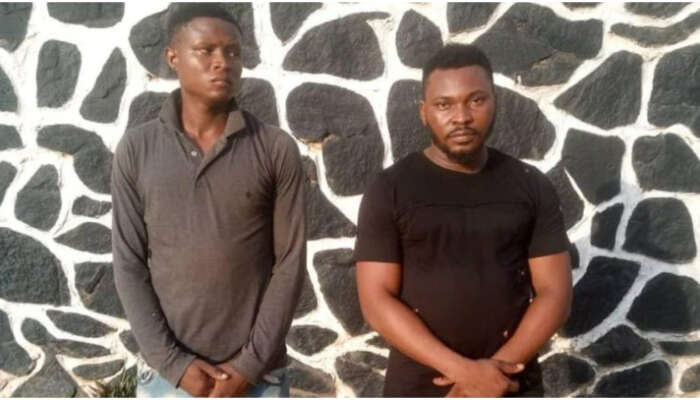 Ogun State Police Arrest Men For Gang-Raping And Filming A 19-Year-Old