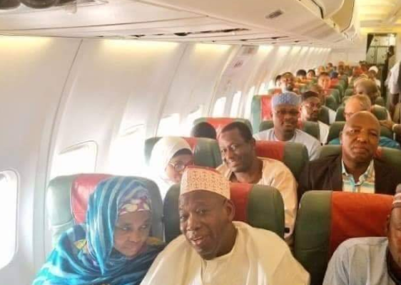 """Sharia Laws Discrimination: """"In Kano, Men And Women Are Banned From Entering Same Keke But Not Same Flight"""" – Nigerian Humanitarian Worker"""