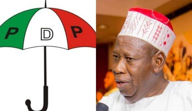 PDP Announces Withdrawal From Kano LG Elections