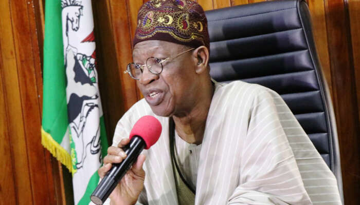 EndSARS: Nobody Can Stop The Government From Investigating Protesters — Lai Mohammed