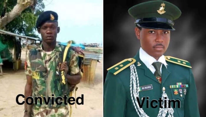 Nigerian Soldier Sentenced To Death By Firing Squad For Murdering His Senior Officer
