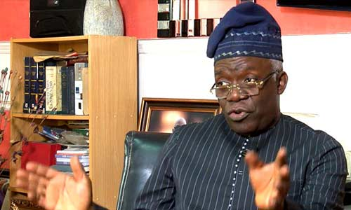 "Nigerians Should ""Resist Any Attempt To Commercialize COVID-19 Vaccine"" – Femi Falana"