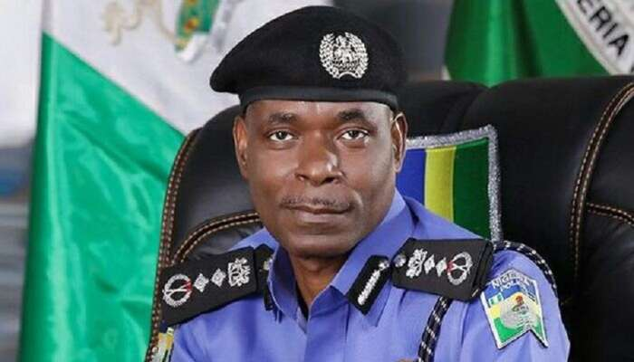 Nigerian Police Officers Are Acclaimed To Be 'The Best In The World' – IGP Adamu Mohammed Reveals