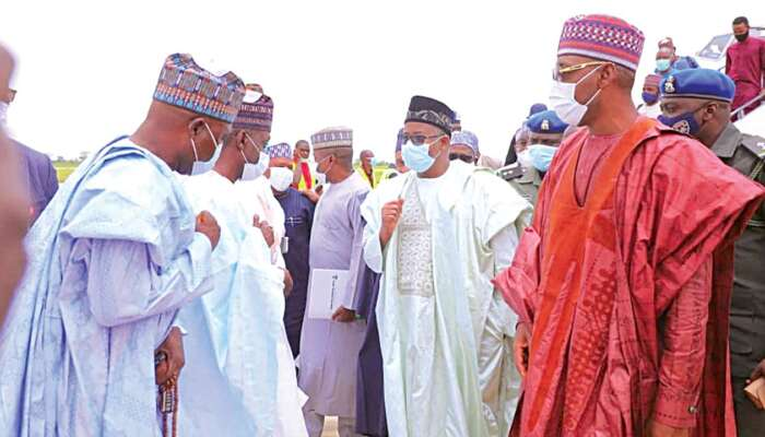 COVID-19: Northern Governors Agree To Be Vaccinated First