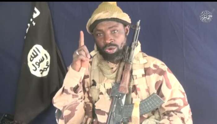 ''Repent And Convert To Islam. There Is Nothing You Can Do''- Boko Haram Leader, Abubakar Shekau Warns New Service Chiefs