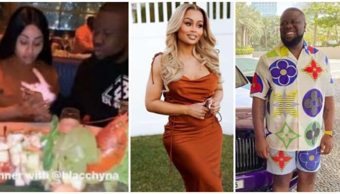 How American Model, Blac Chyna Allegedly Helped FBI Catch Suspected Fraudster, Hushpuppi