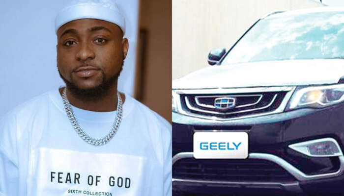 """""""E No Go Better For Your Generation"""" – Davido Blasts Geely Motors, Demands For His Money"""