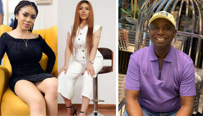 Ned Nwoko Gives Perfect Response To Troll Who Said  His Daughter Will Marry A Man His Age