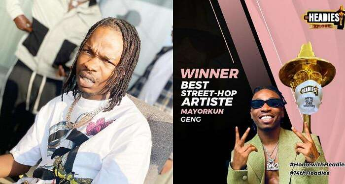 CDQ Accuses Headies Of 'Industry Politics' After  Mayorkun Won 'Best Street-Hop Artiste' Over Naira Marley